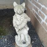 アコーディオン猫